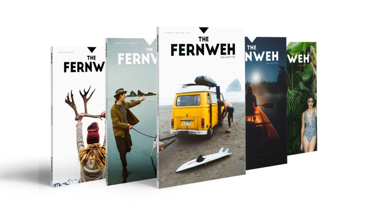 Ausgaben von The Fernweh Collective