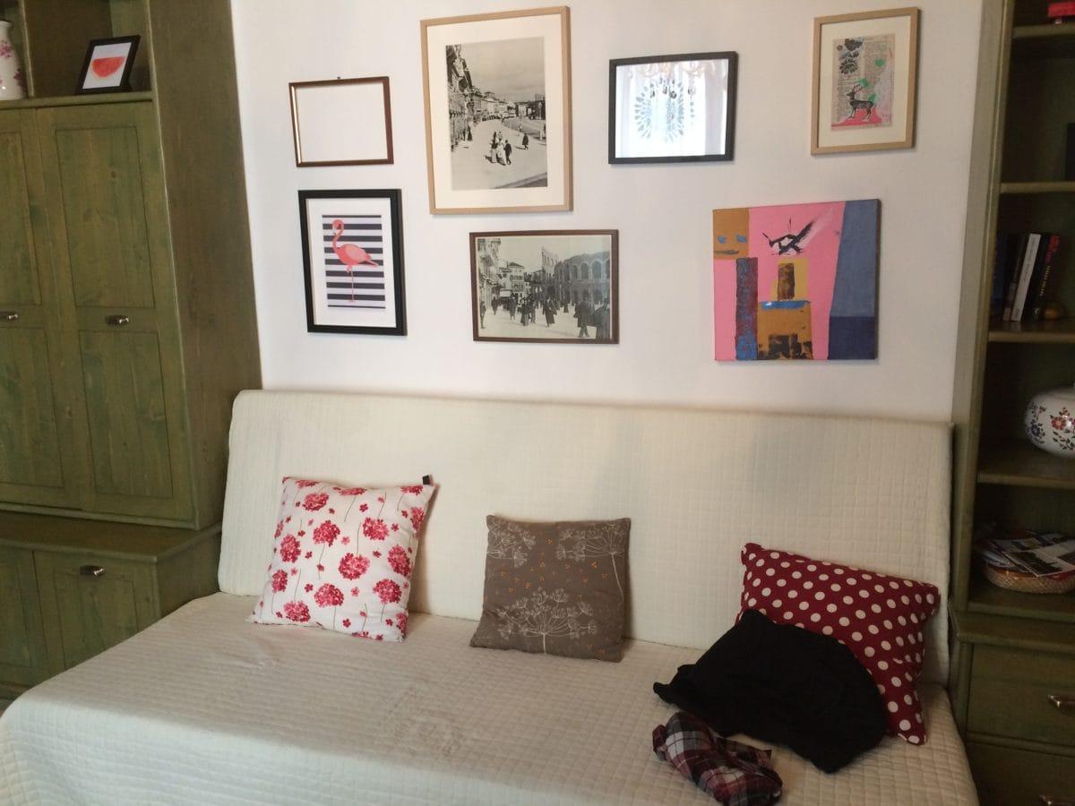 Ein airbnb in Verona