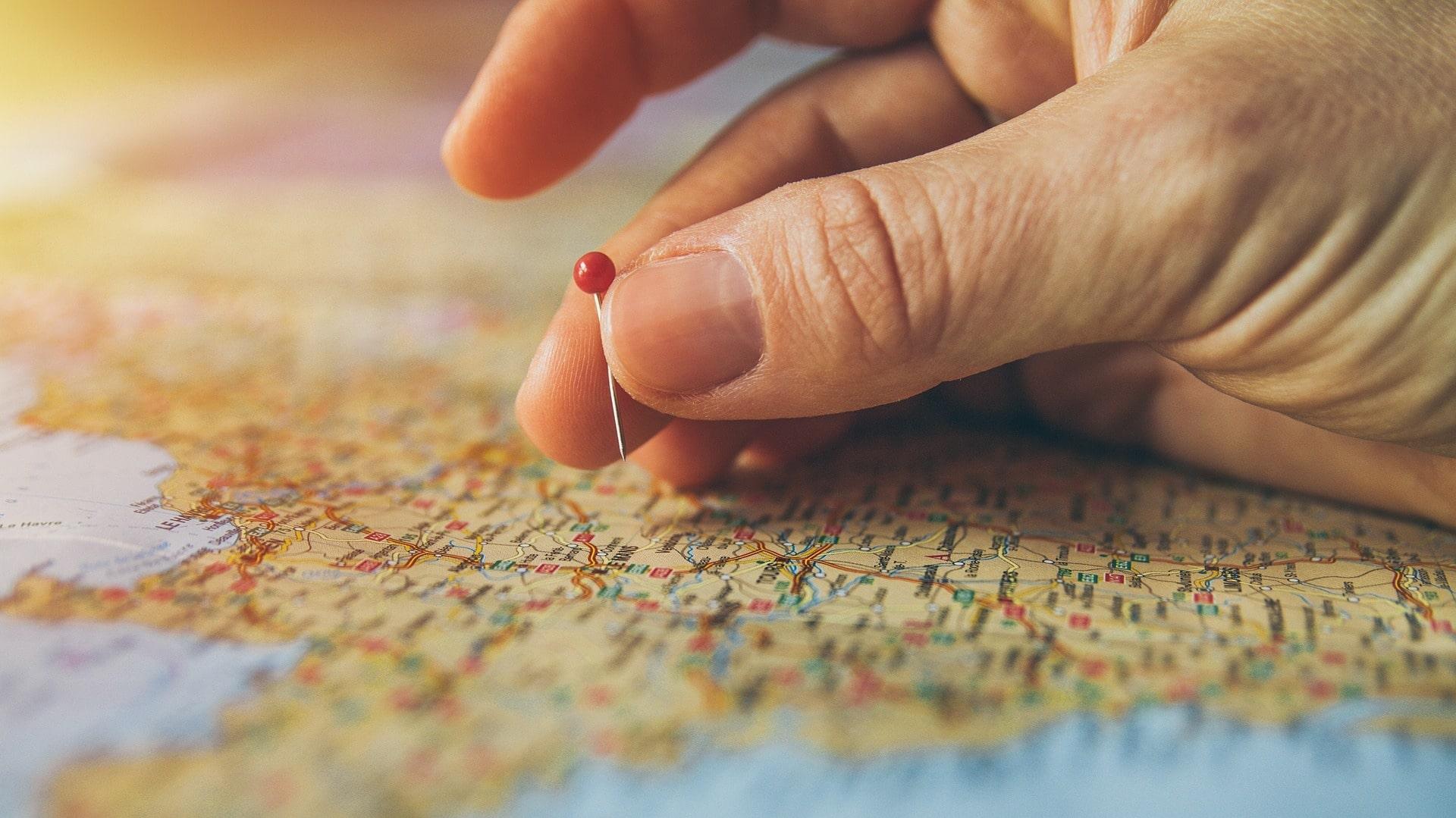 Die Reise zu planen ist ein großer Anfängerfehler beim Reisen