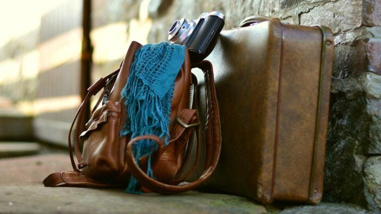 Zu viel Gepäck ist ein typischer Anfängerfehler beim Reisen