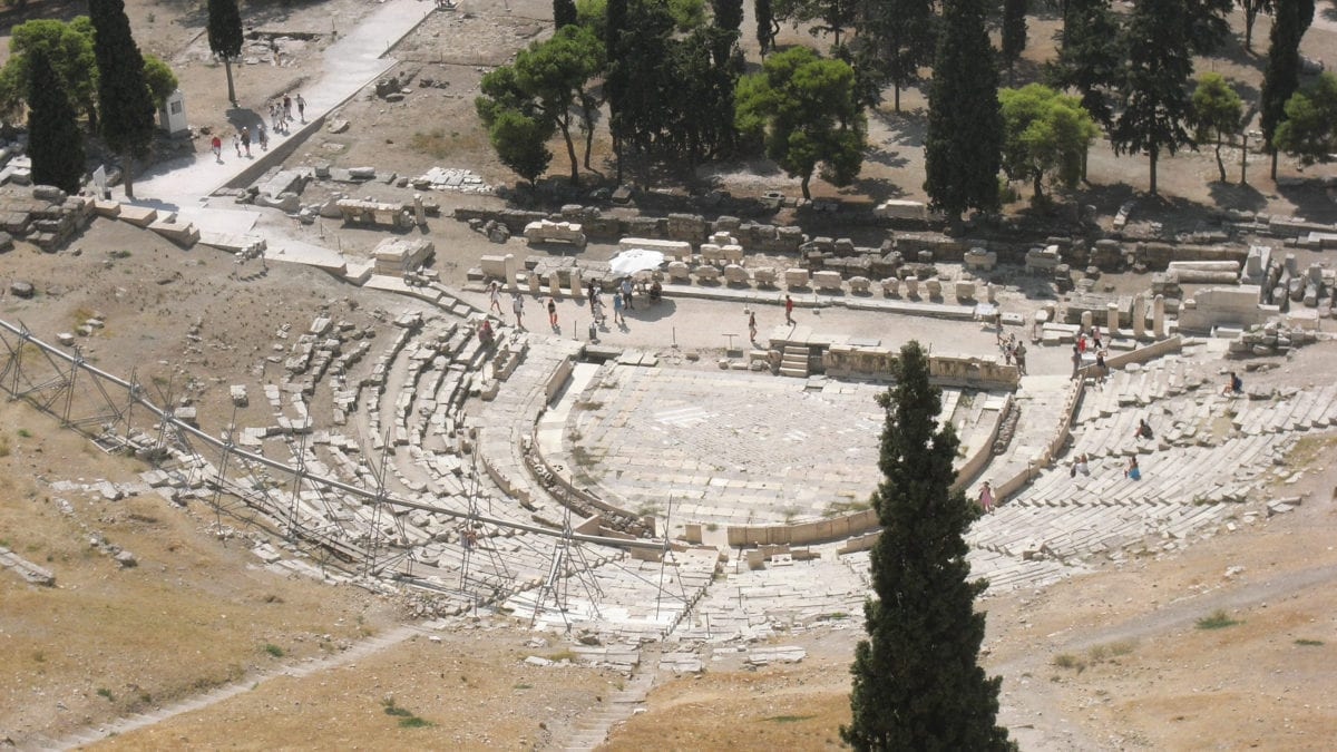 Akropolis Odeon