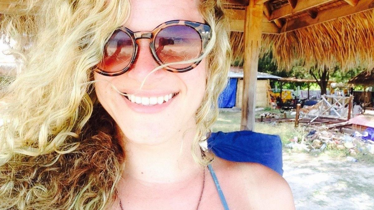 Daniela vom Circle of Wonderwomen auf Bali