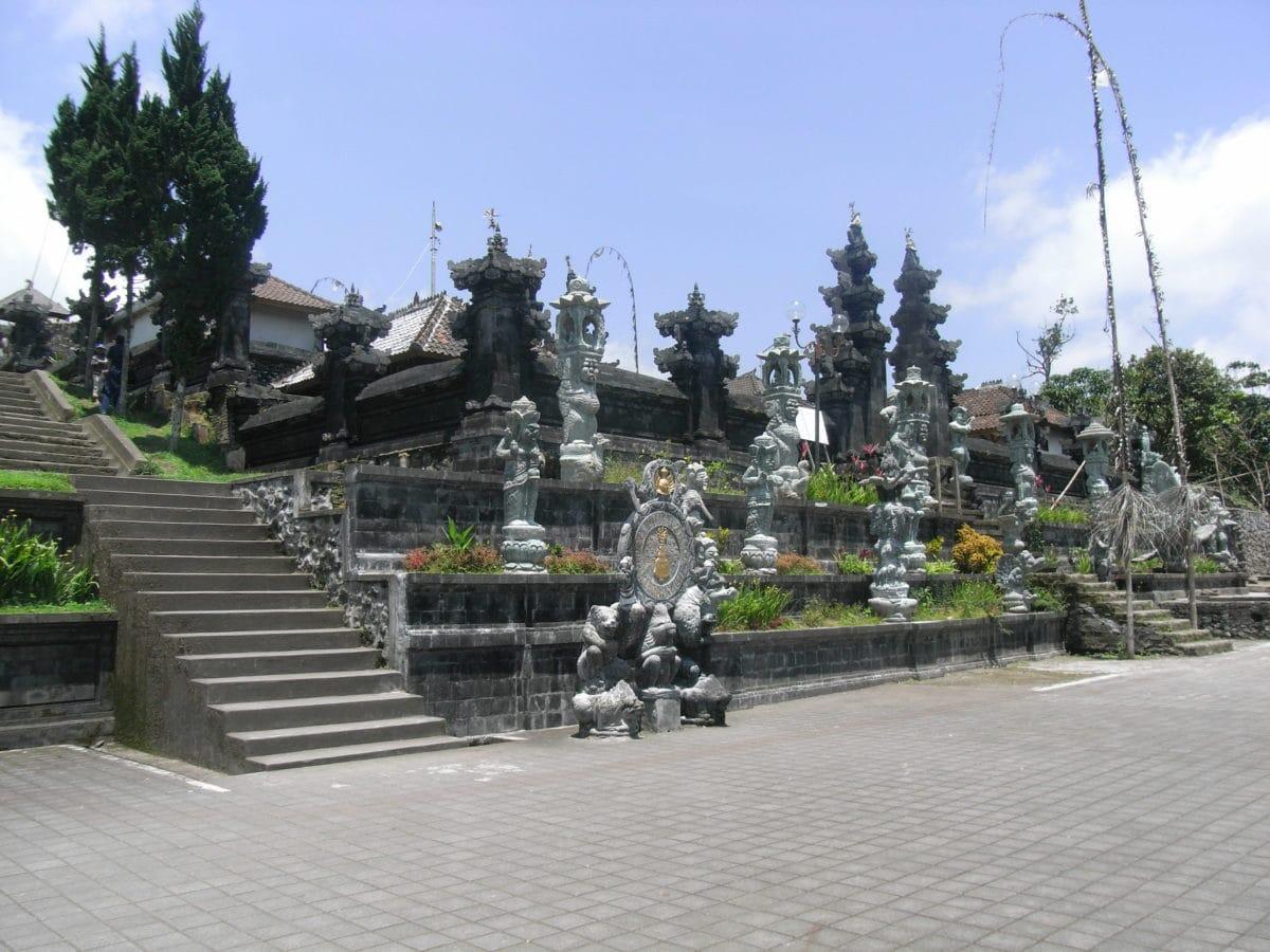 Der Muttertempel auf Bali