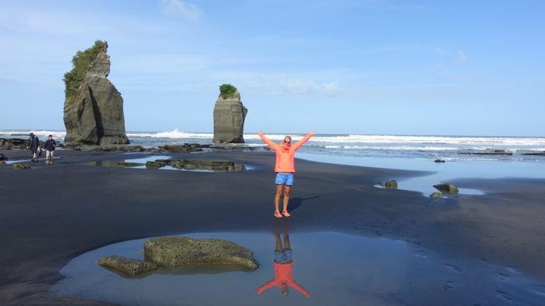 Birte in Neuseeland