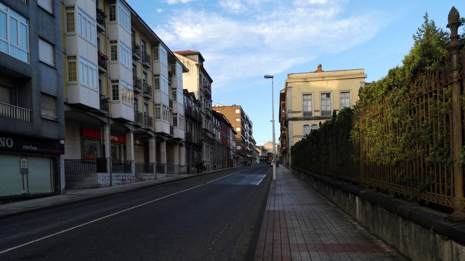 Camino Primitivo in Grado