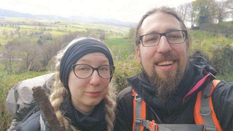 Camino Primitivo: Die ersten 8 Kilometer sind anstrengend