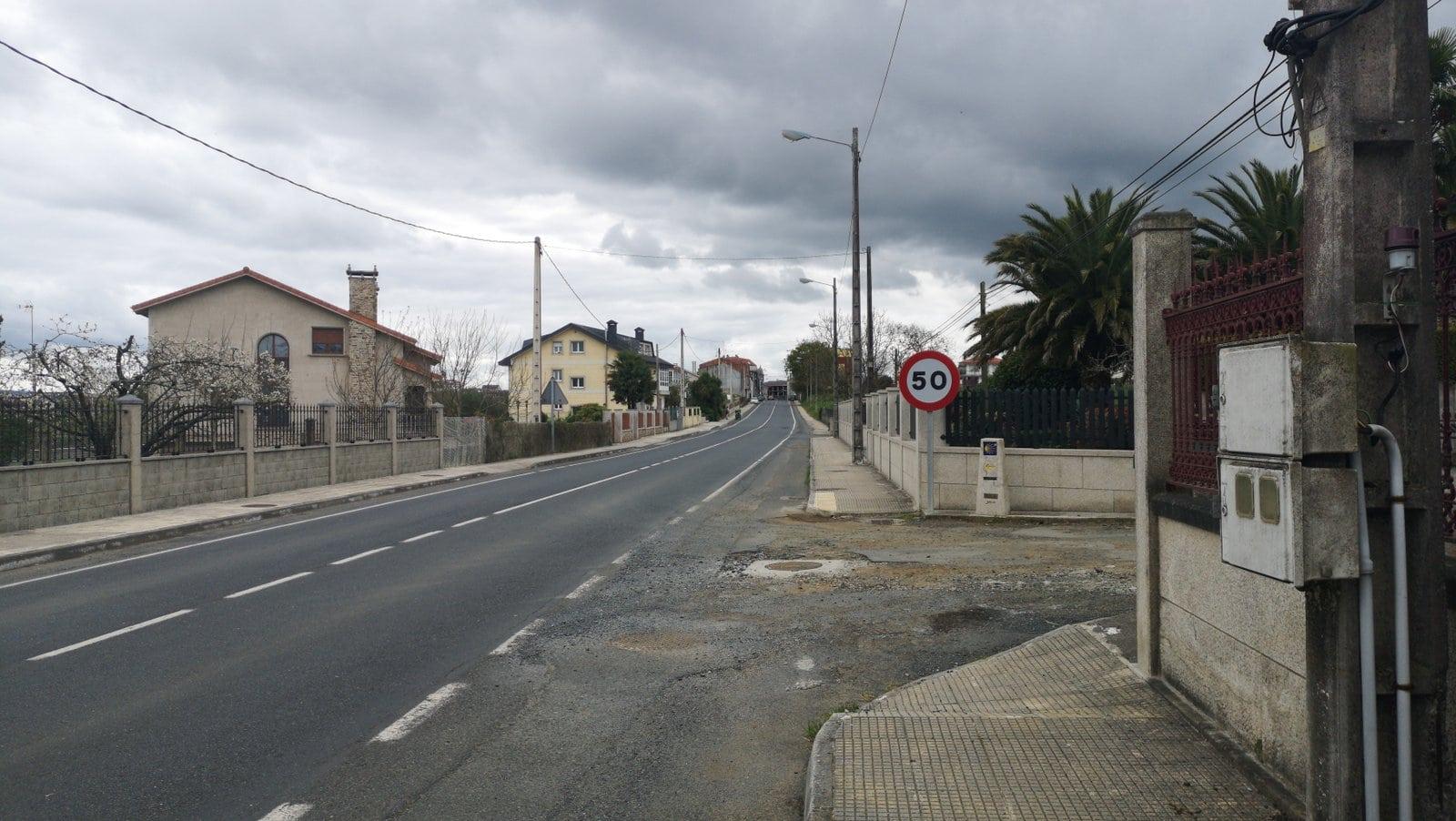 Auf dem Camino Primitivo kommen wir durch viele kleine Dörfer und irgendwann nach Melide