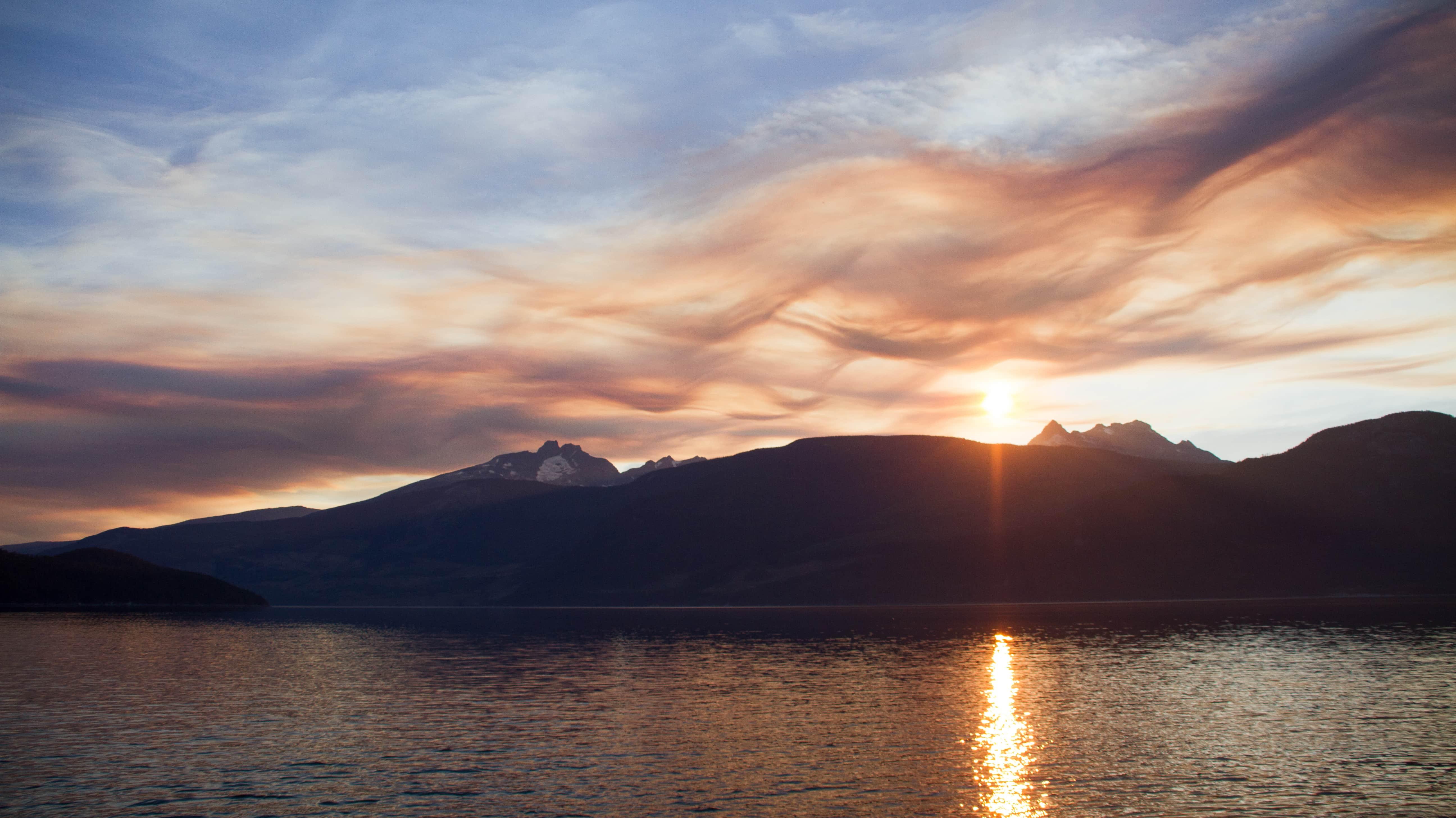 Christian Gansen vom Blog ways2travel zwischen Banff und Jasper