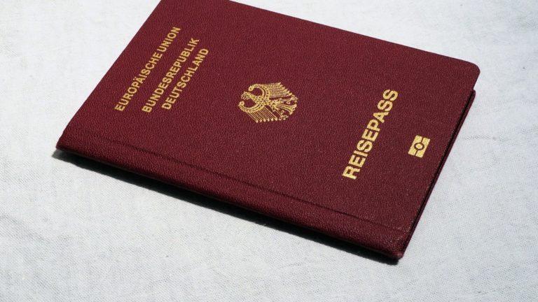 Der deutsche Pass