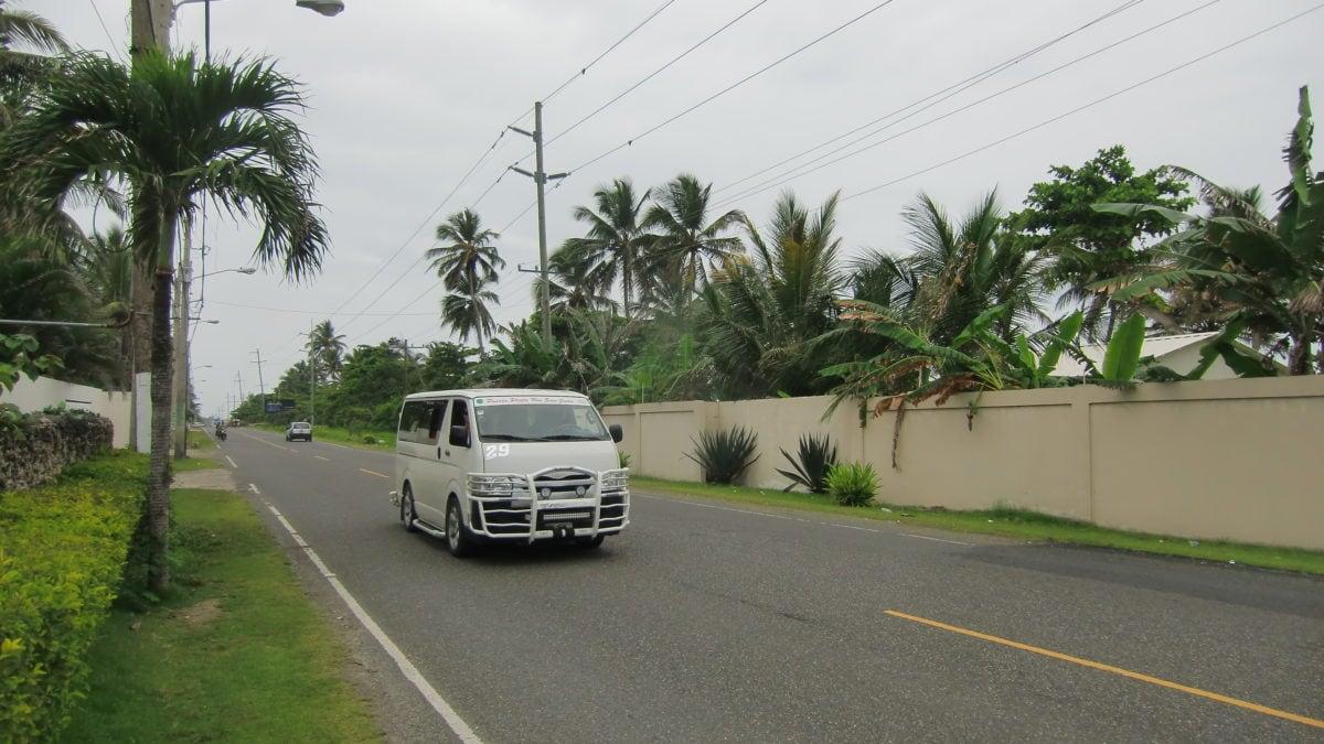 Guagua in der Dominikanischen Republik