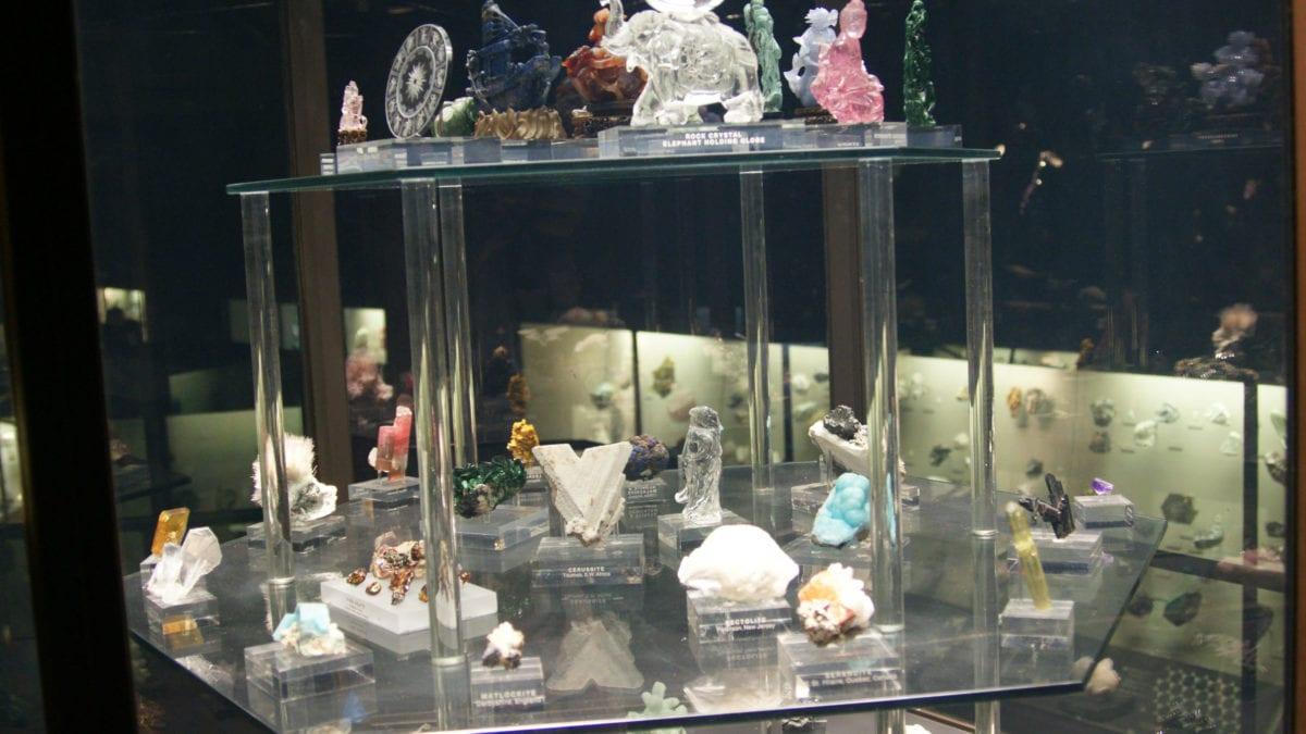 Edelsteine New York Natural History Museum