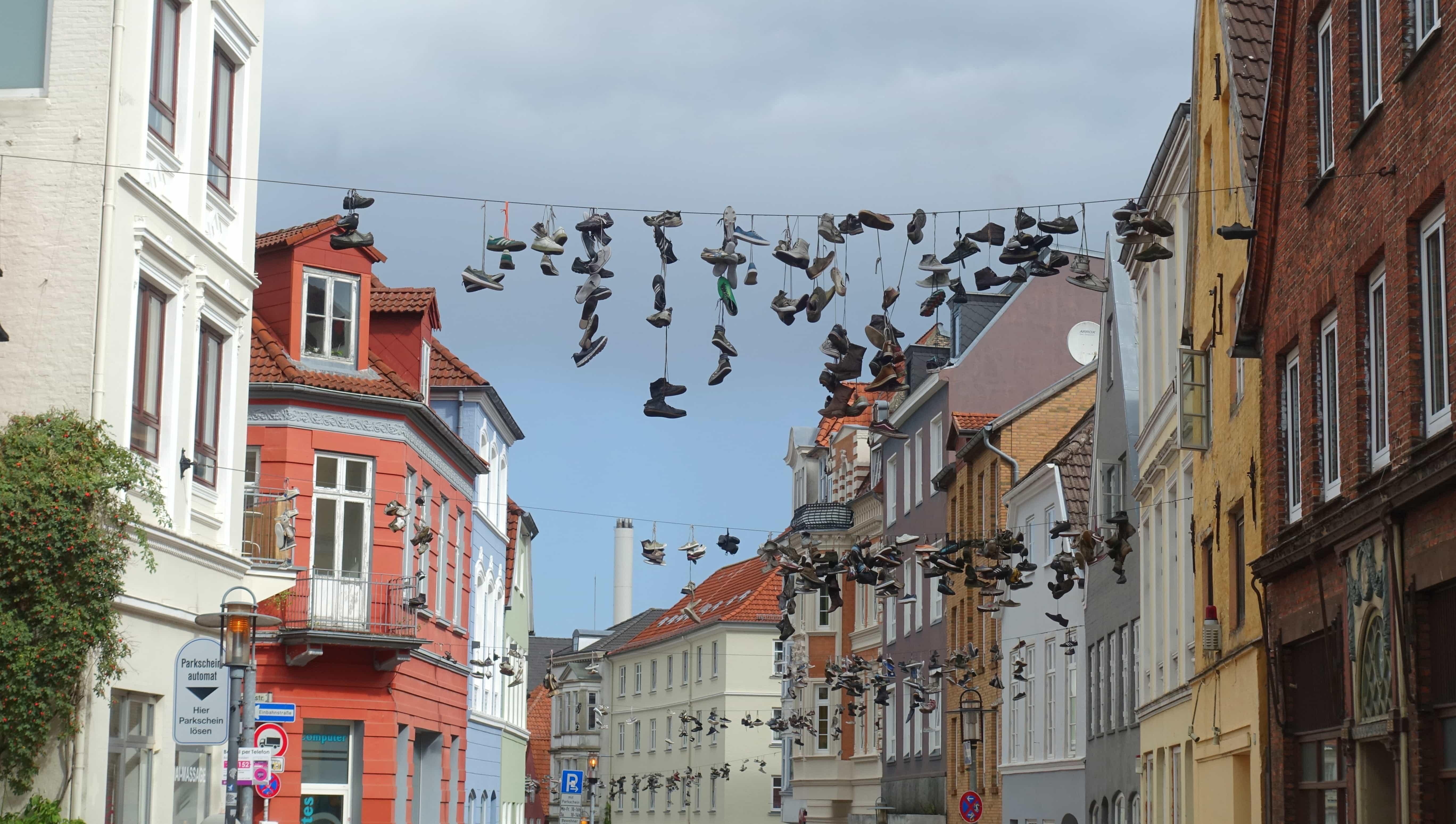 Schuhe der Die an Nordstadt LeineFlensburgs Qdtshr
