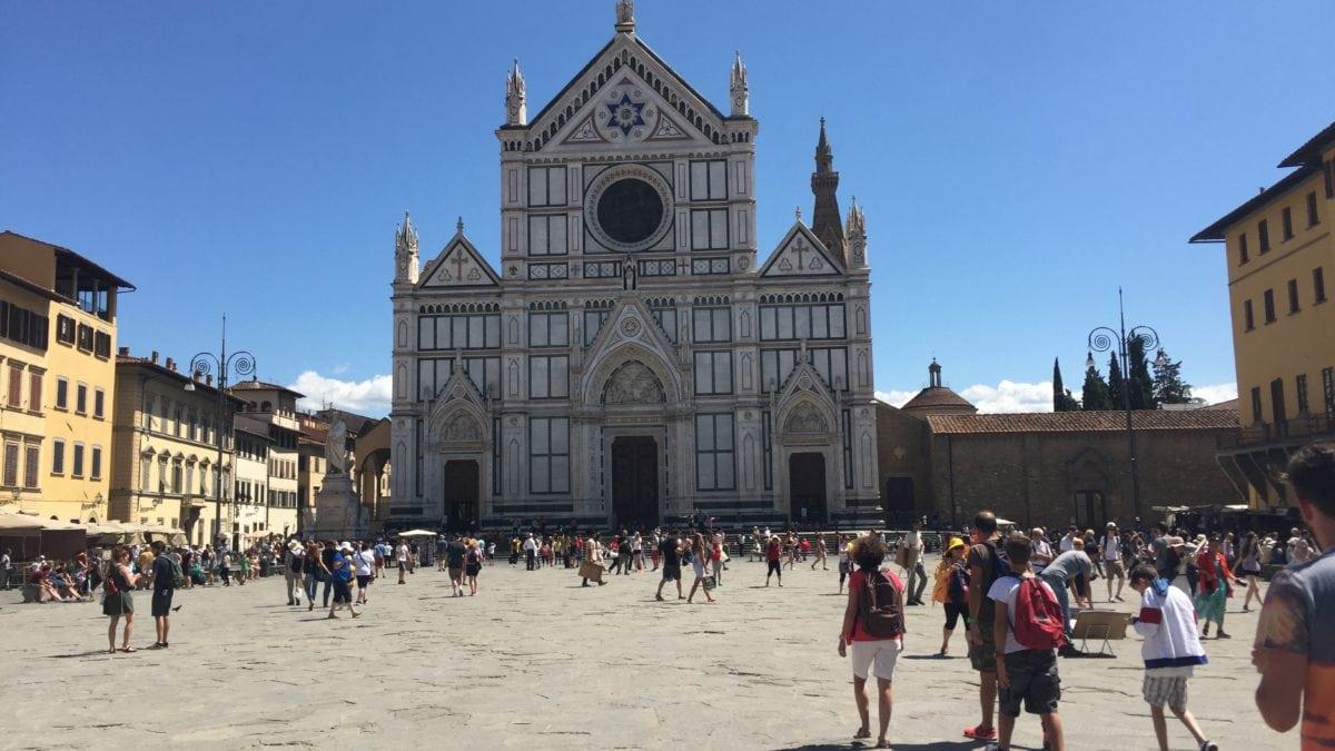 Santa Croce in Florenz