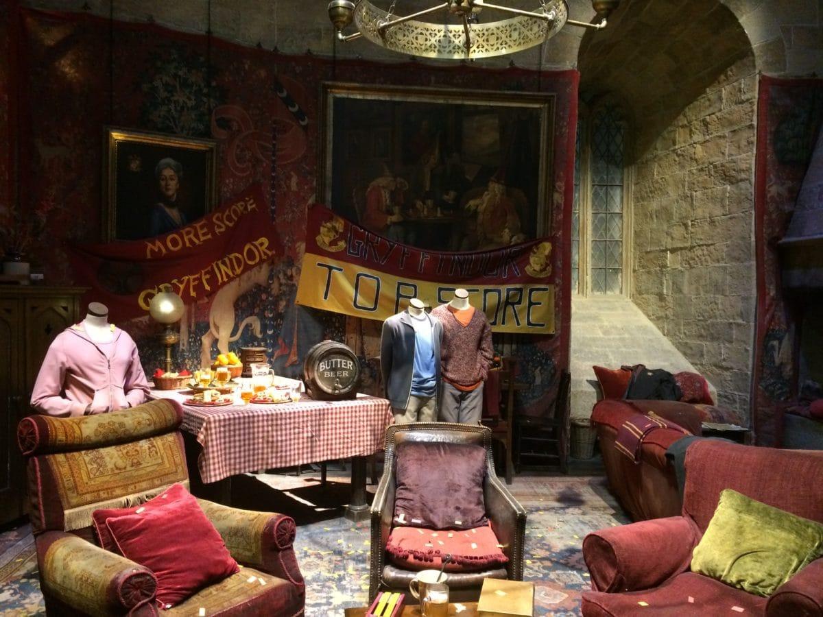 Der Gryffindor-Gemeinschaftsraum