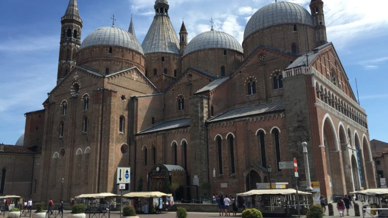 Basilika des Heiligen Antonius in Padua