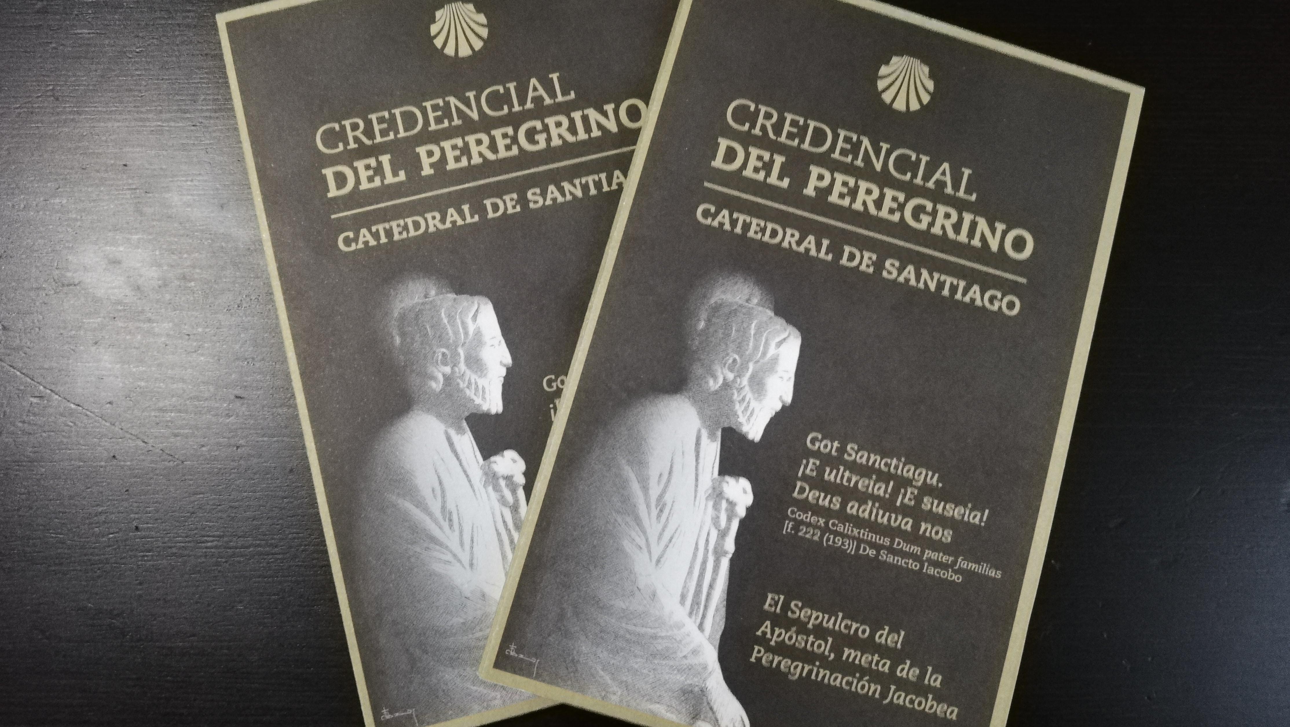 Die Pilgerpässe vom Camino