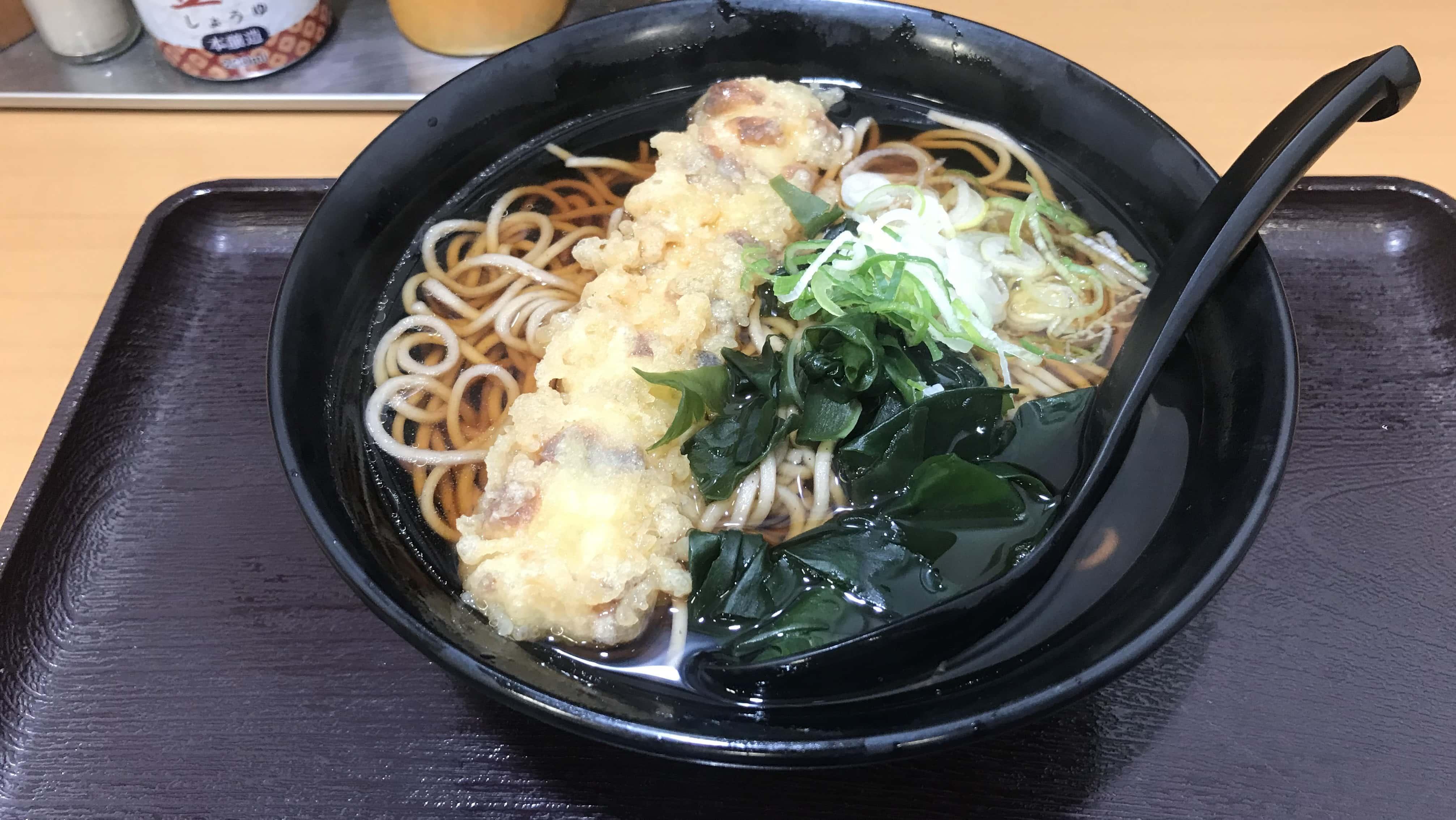 Rahmen Suppe in Tokio