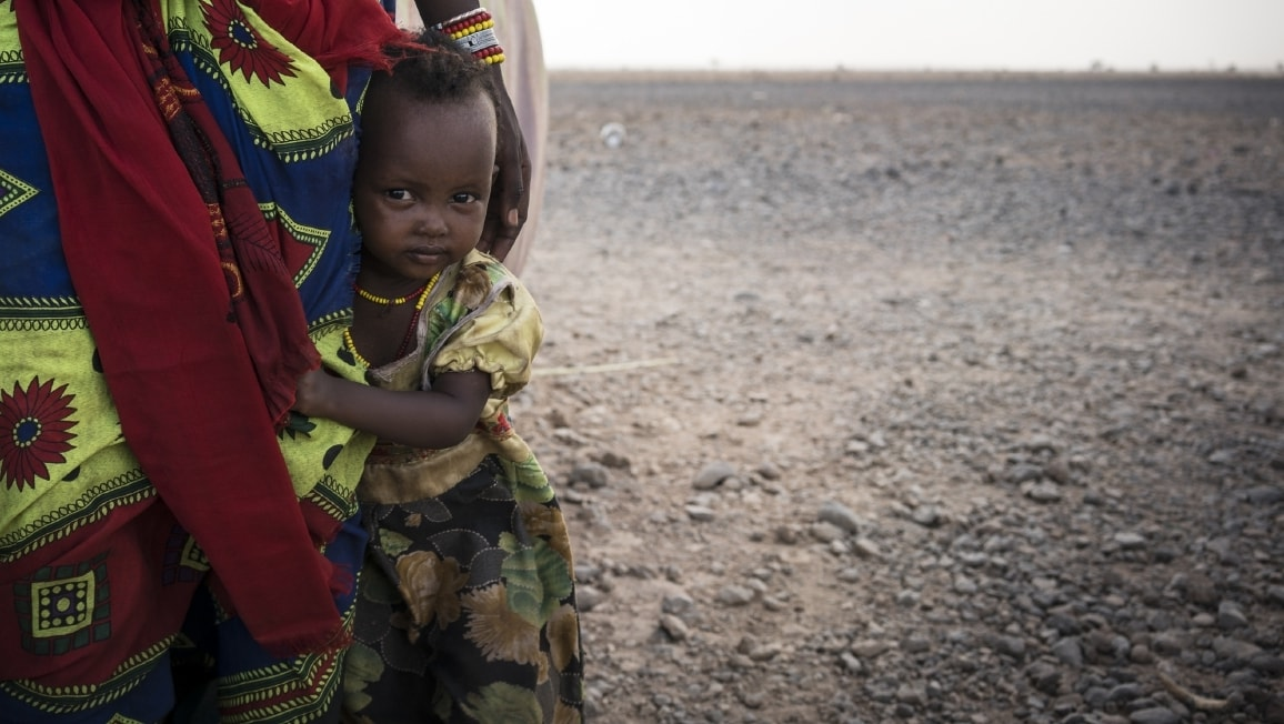 UNICEF: Kind in Kenia