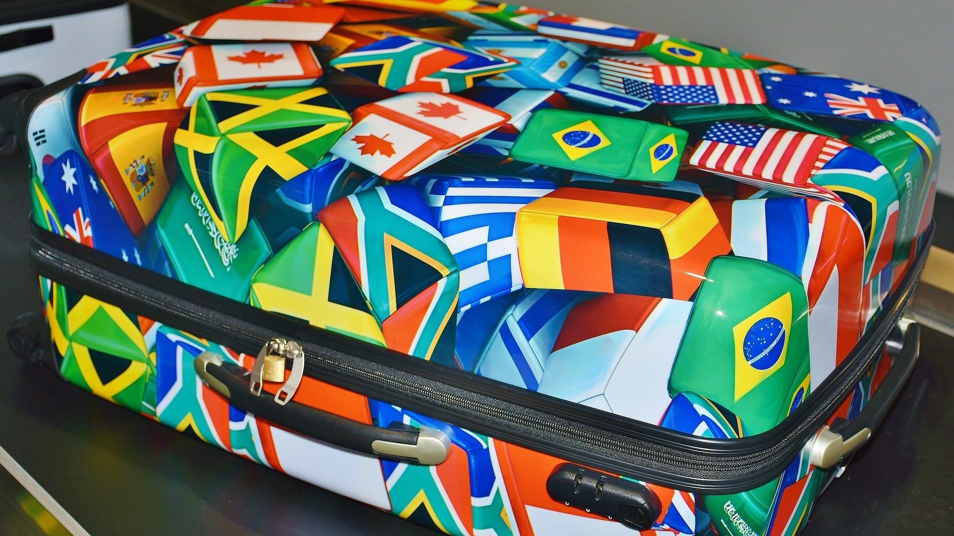 Koffer packen mit Marie Kondo