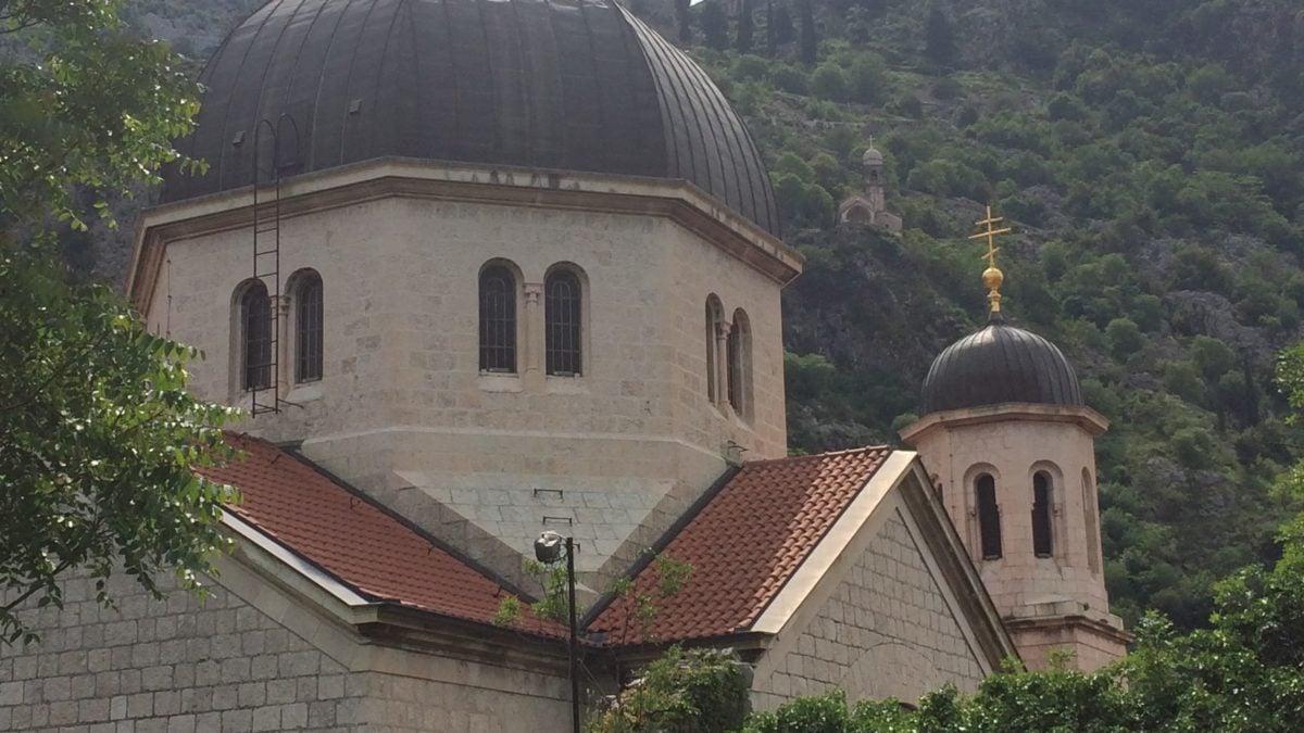 Kapelle in Kotor