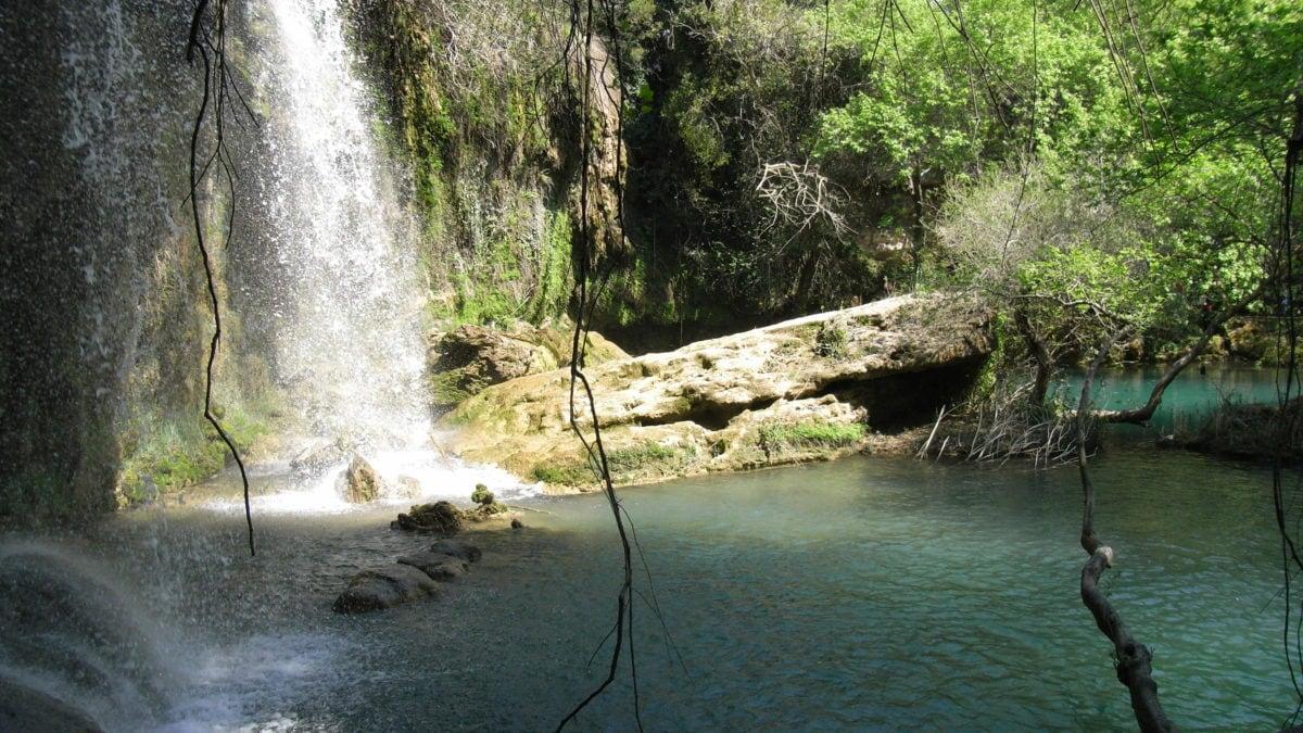 Kursunlu Selalesi Wasserfälle