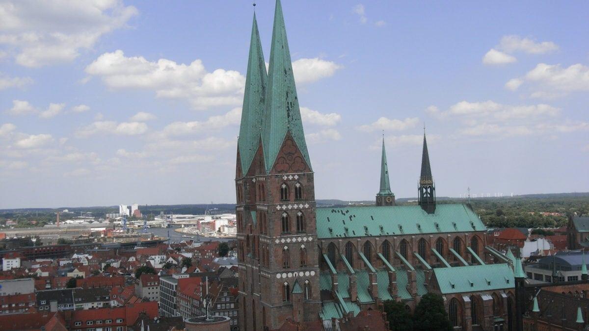 St. Marien Kirche in Lübeck