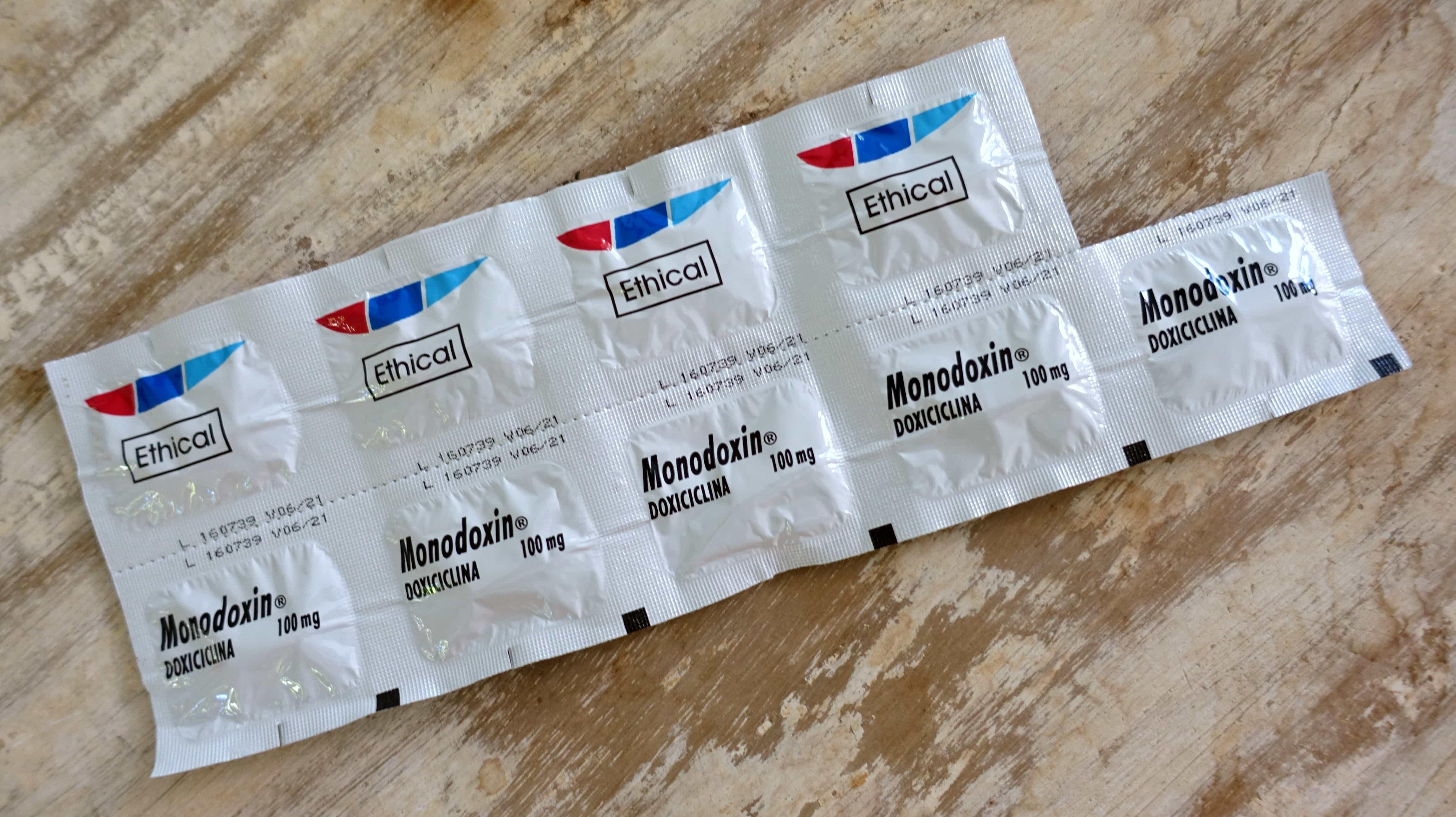 Doxycyclin wird von der WHO zur Langzeitprophylaxe gegen Malaria empfohlen