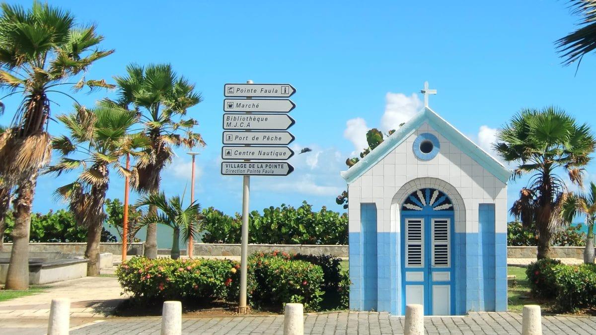 Kirche in Le Vauclin auf Martinique