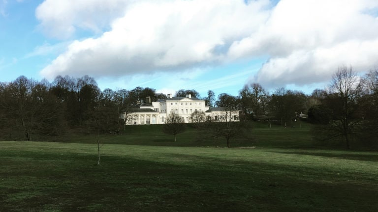 Kenwood House in Hampstead Heath