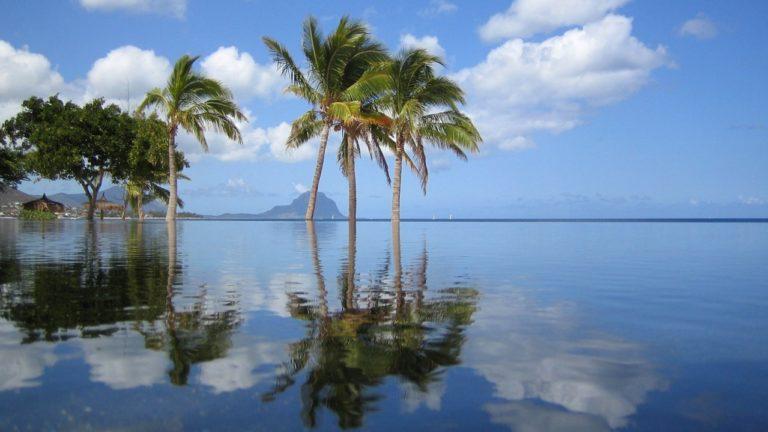 Infinity Pool in Mauritius - günstig?