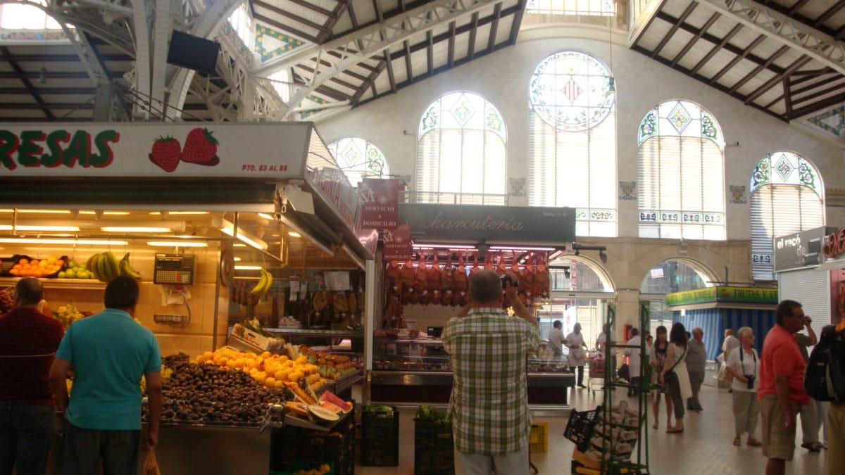 Innenleben auf dem Mercado Central