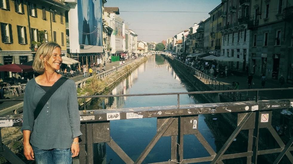 Miss Move Doro Staub in Mailand
