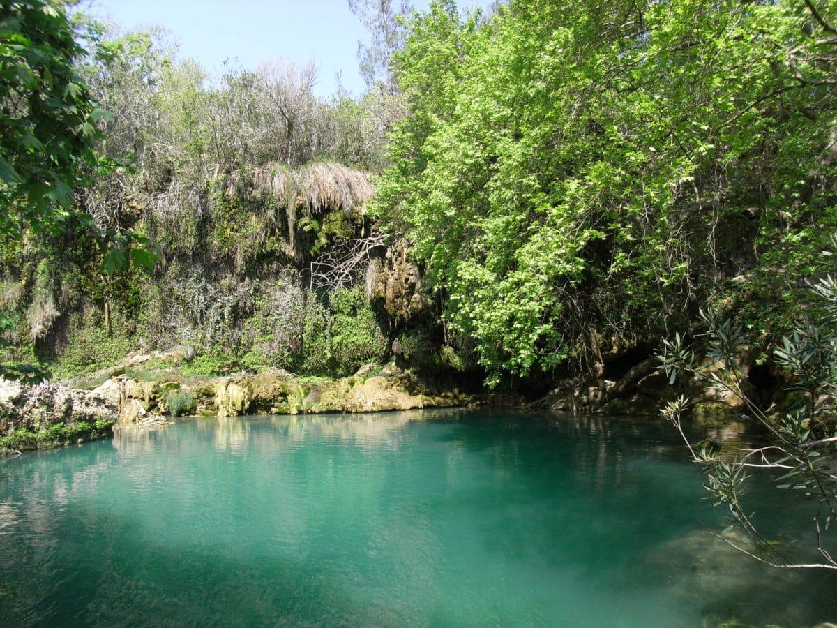 Naturpark Kursunlu in der Türkei