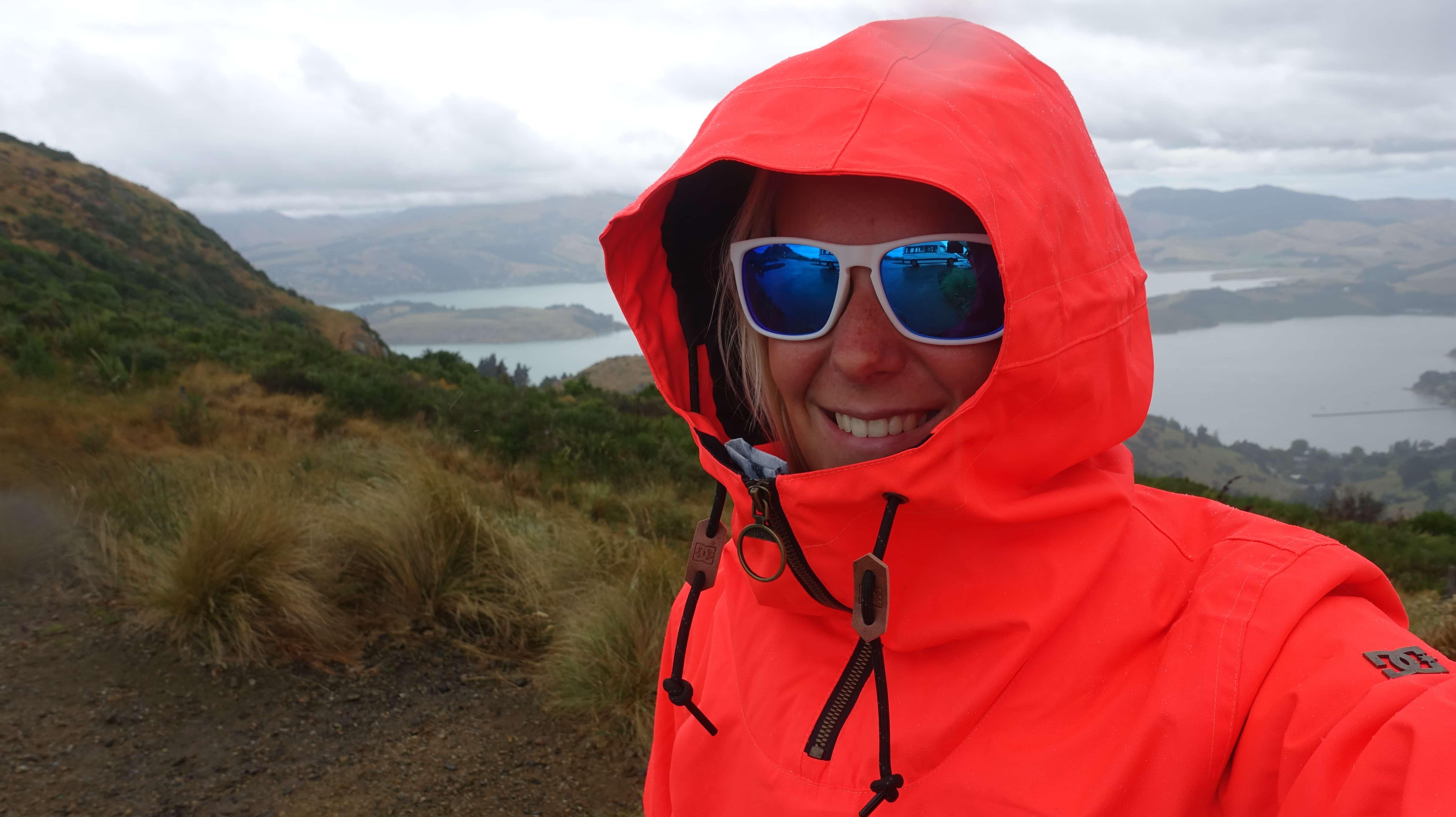 Ständiger Wetterwechsel ist in Neuseeland normal.