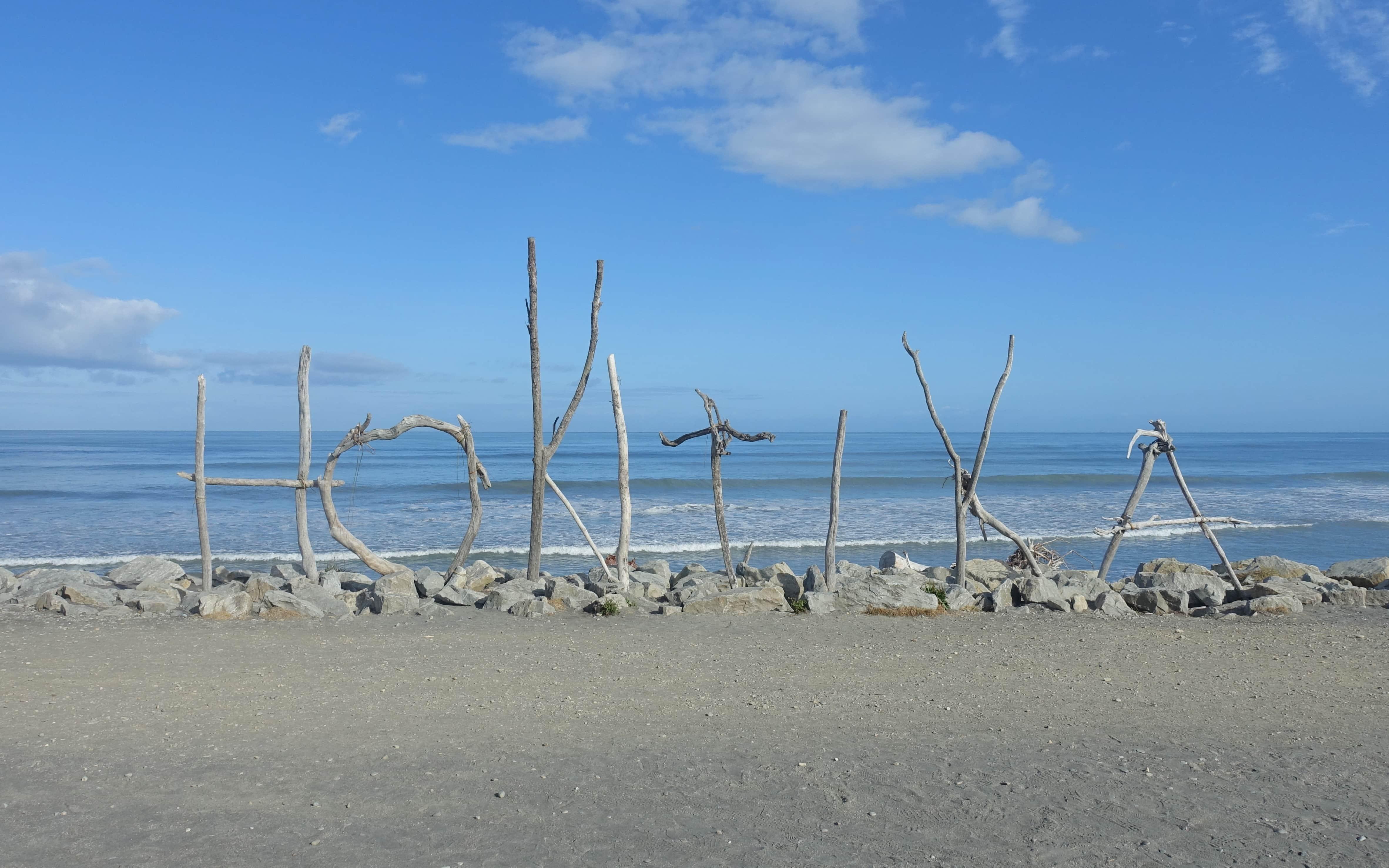 Hokitika in Neuseeland
