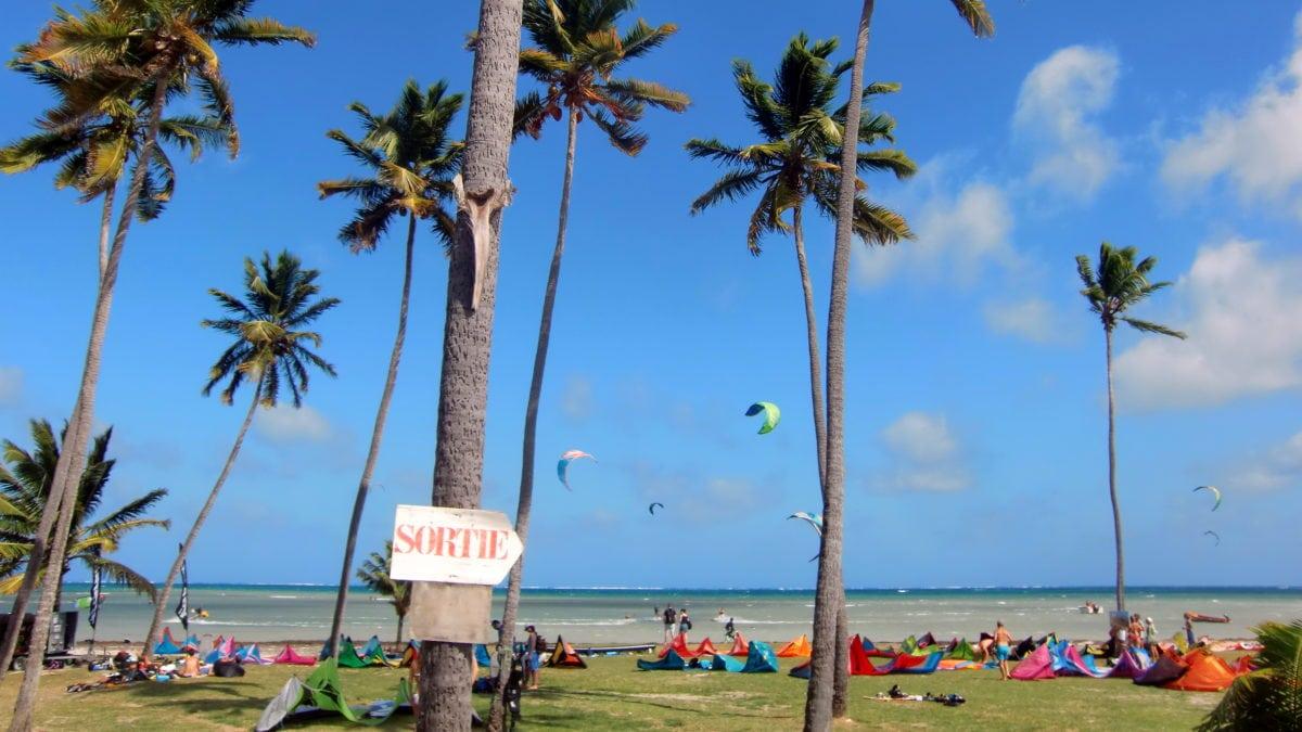 Pointe Faula auf Martinique