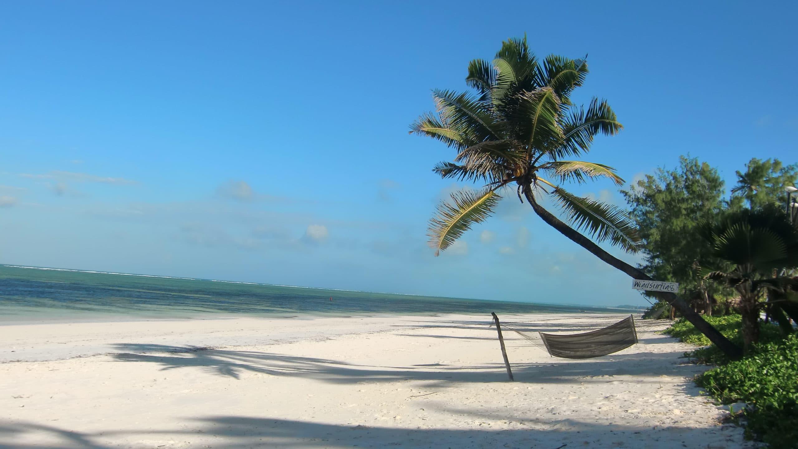 Auf Sansibar sind menschenleere Strände keine Seltenheit.