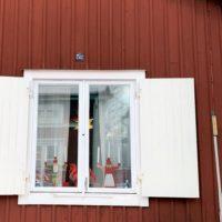 Ist das Bullerbü? Mindestens ein bisschen, heißt aber Gammelstad und liegt neben Luleåin Schweden