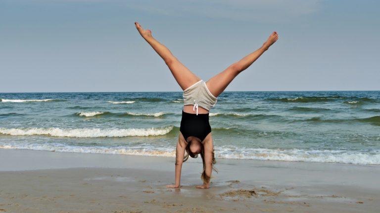 Fit werden ist das Ziel im Surf Fitness Onlinekurs
