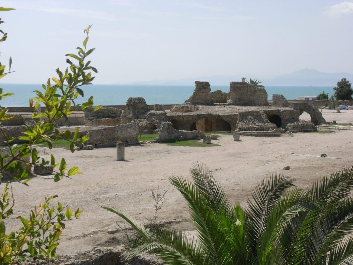 Das Meer hinter Karthago