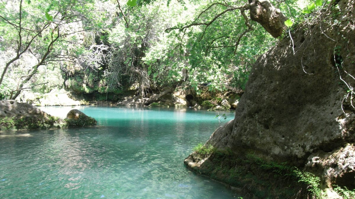 Wassertal in Kursunlu