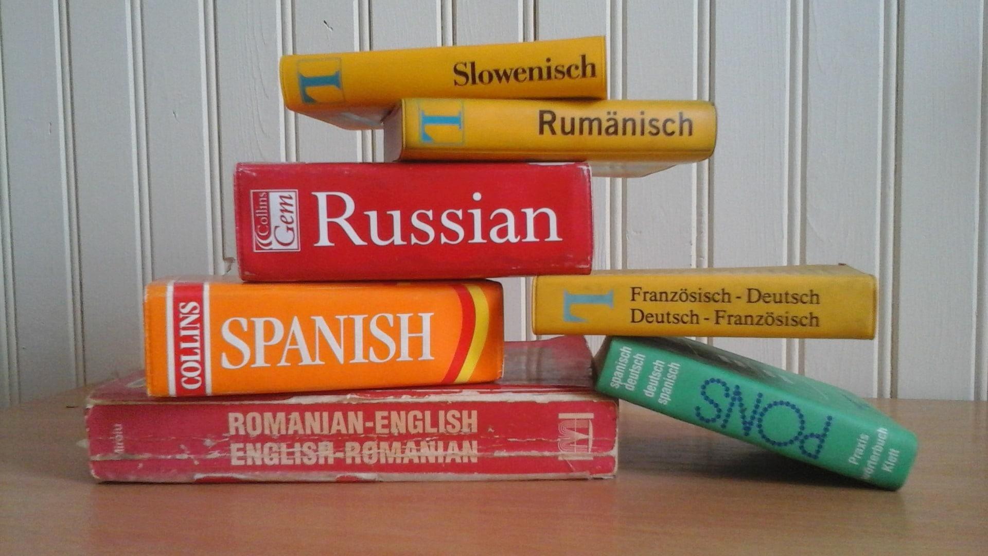 Wolltest du schon immer mal eine neue Sprache lernen? Dann fang doch gleich heute damit an!